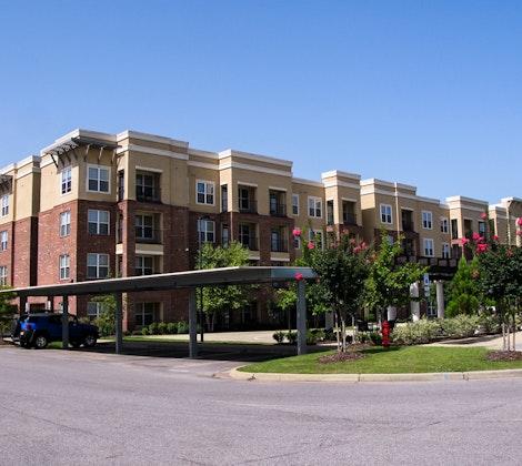 The Crimson Apartments
