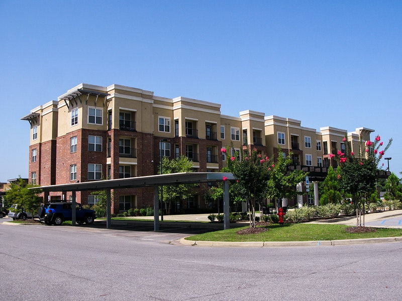 The Crimson Apartments image 1