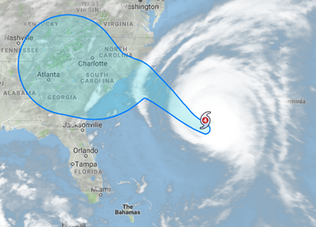 Hurricane help — recovery and rebuilding image 2