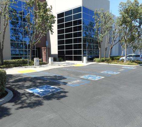 Industrial Warehouse Center