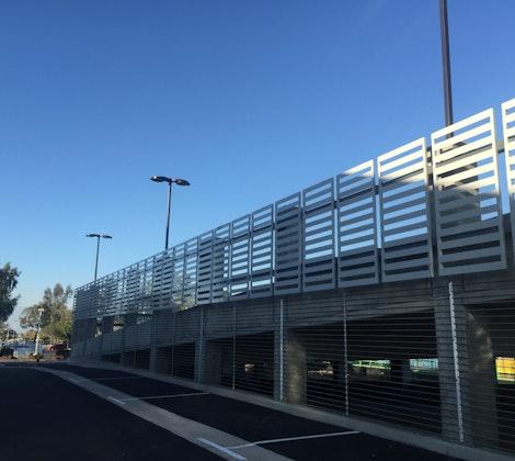 Westgate Parking Structure