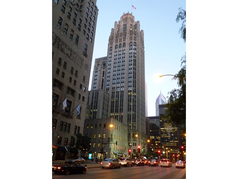 Tribune Tower image 1