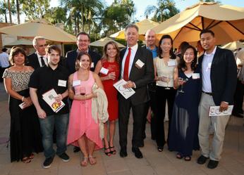 Marx|Okubo honored at Families Forward's 31st Gala image 1