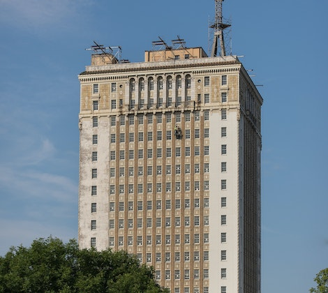 Thomas Jefferson Tower