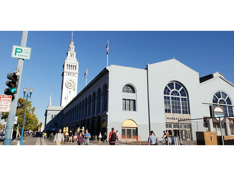 Ferry Building image 1