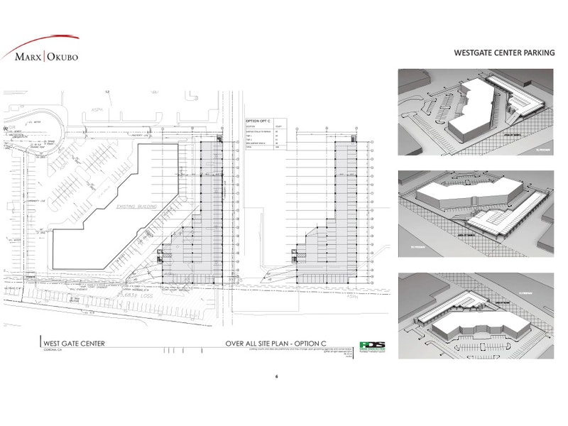 Westgate Parking Structure image 3
