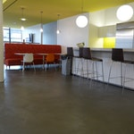 Concrete Flooring: a Stylish Investment for Global Creative Agency. ex. 4