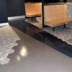 Polished Concrete Floor: Broken Rice Modern Pan-Asian Restaurant ex. 6