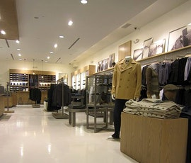 Duraamen products provided the large retailer with a concrete floor they can be proud of. (thumbnail)