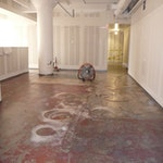Concrete Flooring: a Stylish Investment for Global Creative Agency. ex. 1