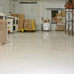 Epoxy Floor Coatings: Protecting the Concrete Floor in a Factory. ex. 5