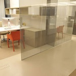 contempoary office space