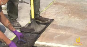 Stamped Concrete Part 3