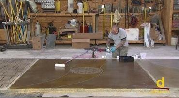 Installing Concrete Overlays 6