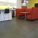 Concrete Flooring: a Stylish Investment for Global Creative Agency. ex. 3