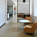 Concrete Floors Over Plywood: Weight Watchers Office Space in NYC ex. 10