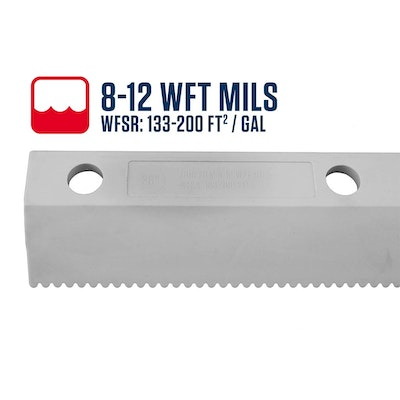 """18"""" Easy Squeegee™ 8-12 WFT Mils Blade"""