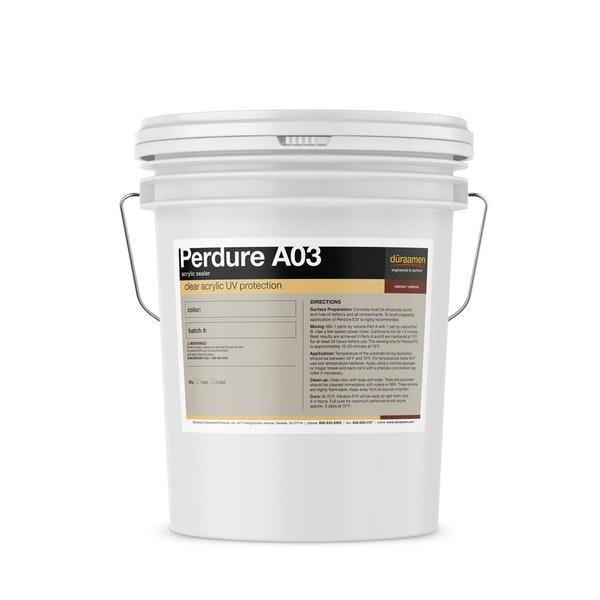 Perdure A03  UV protective clear acrylic sealer