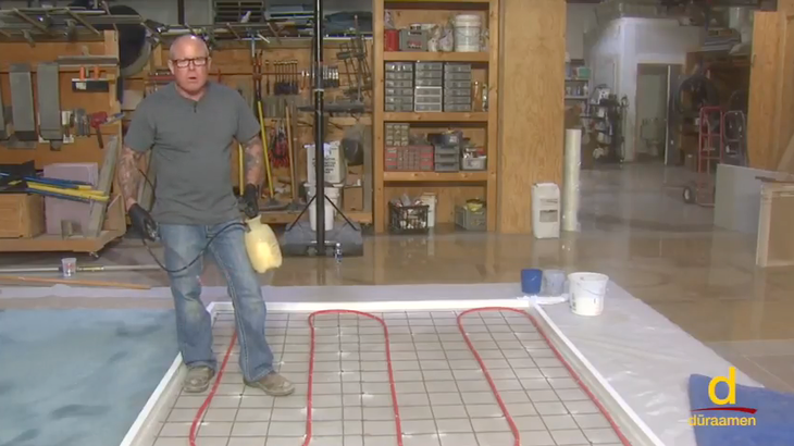 Polished Concrete over Radiant Heating | Part 1