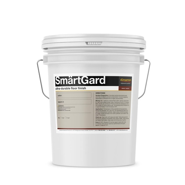 Smartgard ultra durable floor finish