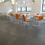 Concrete Flooring: a Stylish Investment for Global Creative Agency. ex. 8
