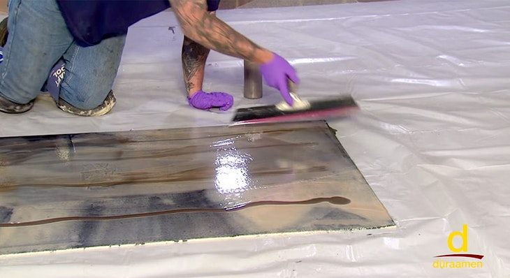 Designer Epoxy Coatings 04 | Office Spaces, Art Galleries & Clothing Stores
