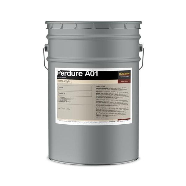 Perdure A01 clear acrylic sealer
