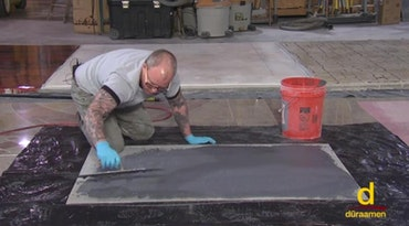 Installing Urethane Concrete Flooring Systems (UMC)