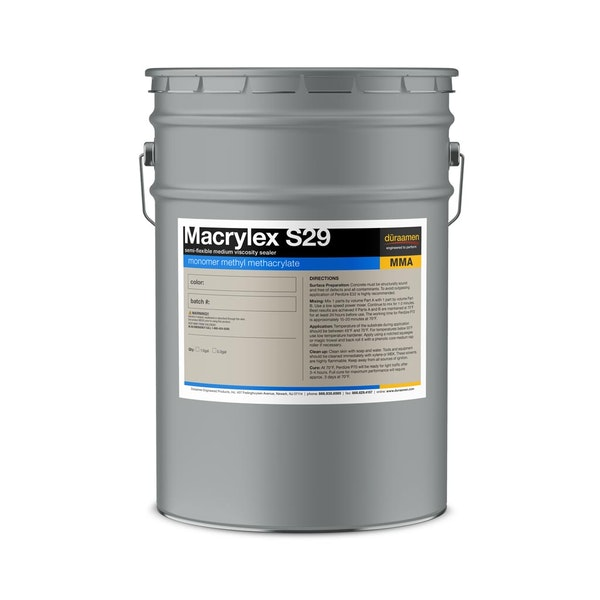 Macrylex S29 semi-flexible medium viscosity sealer