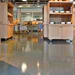 Metallic Epoxy Flooring: A Great Option for Retail Stores — Wüsthof Outlet ex. 6