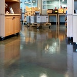 Metallic Epoxy Flooring: A Great Option for Retail Stores — Wüsthof Outlet ex. 10