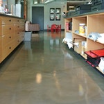Metallic Epoxy Flooring: A Great Option for Retail Stores — Wüsthof Outlet ex. 11