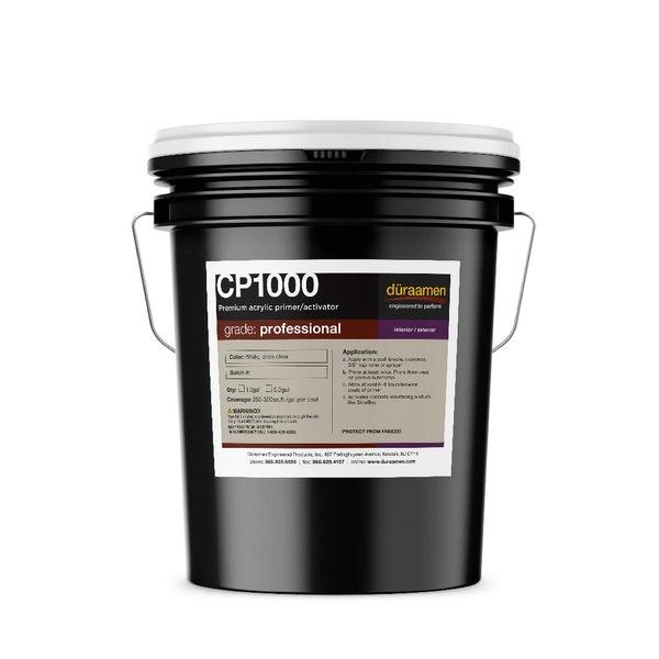 CP1000 premium grade acrylic copolymer primer
