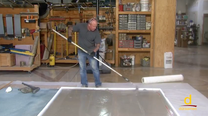 Polished Concrete over Radiant Heating | Part 2