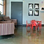 Metallic Epoxy Flooring: A Great Option for Retail Stores — Wüsthof Outlet ex. 3