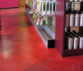 Stain Concrete In a Hair Salon (thumbnail)