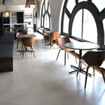 Concrete Floors Over Plywood: Weight Watchers Office Space in NYC ex. 6