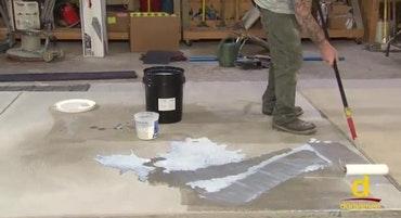 Installing Concrete Overlays 1