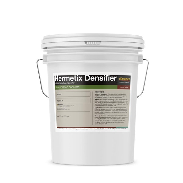 Hermetix Densifier colloidal silica based densifier for polished concrete