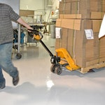 Epoxy Floor Coatings: Protecting the Concrete Floor in a Factory. ex. 4
