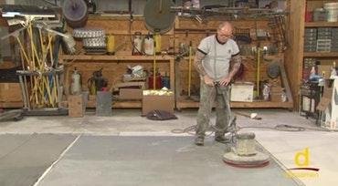 Installing Concrete Overlays 3