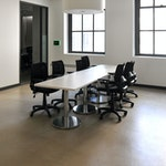 Concrete Floors Over Plywood: Weight Watchers Office Space in NYC ex. 2