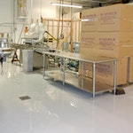 Epoxy Floor Coatings: Protecting the Concrete Floor in a Factory. ex. 3