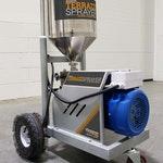 Terrazzi Concrete Sprayer ex. 8