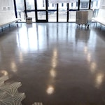 Polished Concrete Floor: Broken Rice Modern Pan-Asian Restaurant ex. 11
