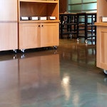 Metallic Epoxy Flooring: A Great Option for Retail Stores — Wüsthof Outlet ex. 8