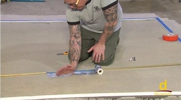 Polishing Self-leveling Concrete Flooring 2