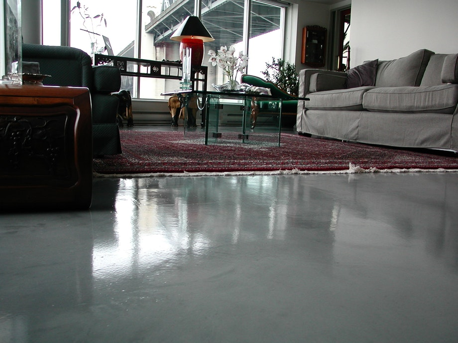 Polished Concrete Coatings for residential and commercial spaces in Washington, DC ex. 1