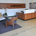 Concrete Floors Over Plywood: Weight Watchers Office Space in NYC ex. 11