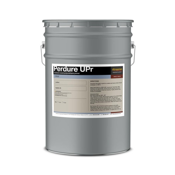 Perdure UPr moisture cured polyurethane primer